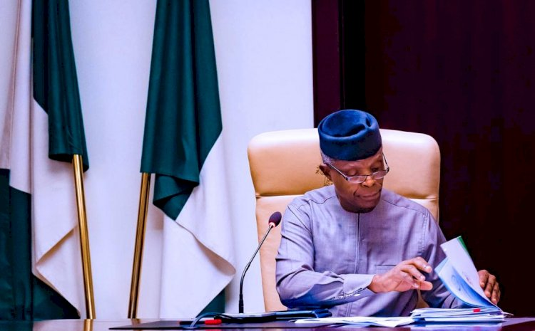 Police Reform, A Game Changer To End Impunity, Osinbajo Tells US Delegation