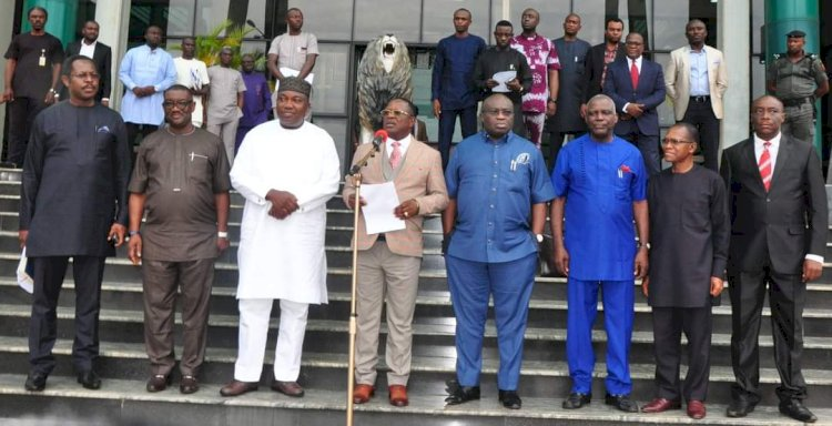 South-East Governors Sympathise With Victims Of ENSARS Violence, Sue For Peace