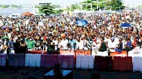 #EndSARS: Sam Adeyemi, Davido, Tuface, Kanu, 46 others dragged to court
