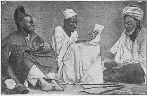 "Ajami : An ""Intellectual Heritage"""