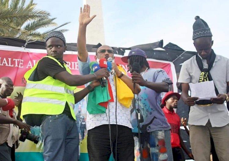 Political crisis in Guinea: Chérif Mohamed Abdallah Haïdara welcomes the position of President Emmanuel Macron