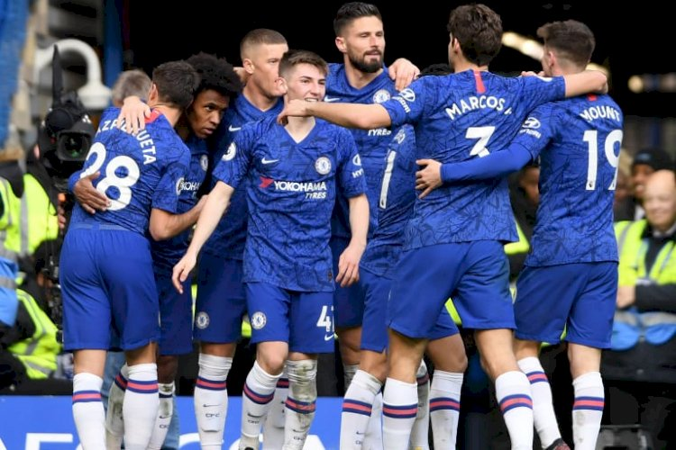 SPORTChelsea go top of EPL table with win at Newcastle