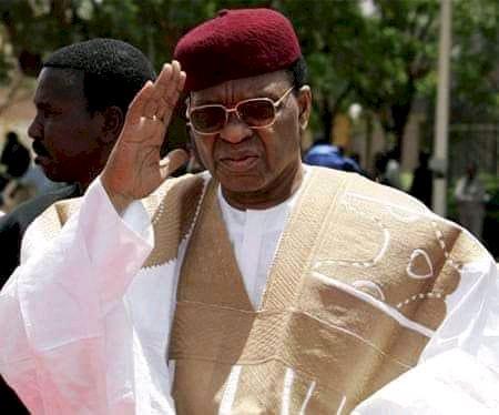 BREAKING: The former president of the Republic of Niger *El-Hadj Tandja Mamadou is dead* at 82 years