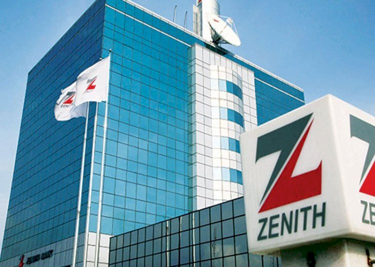 Zenith Bank wins Nigeria's 'Bank of the Year 2020' award