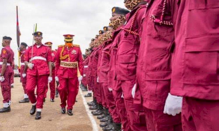 Oyo APC, PDP Pass Buck Over Fake Amotekun Uniforms