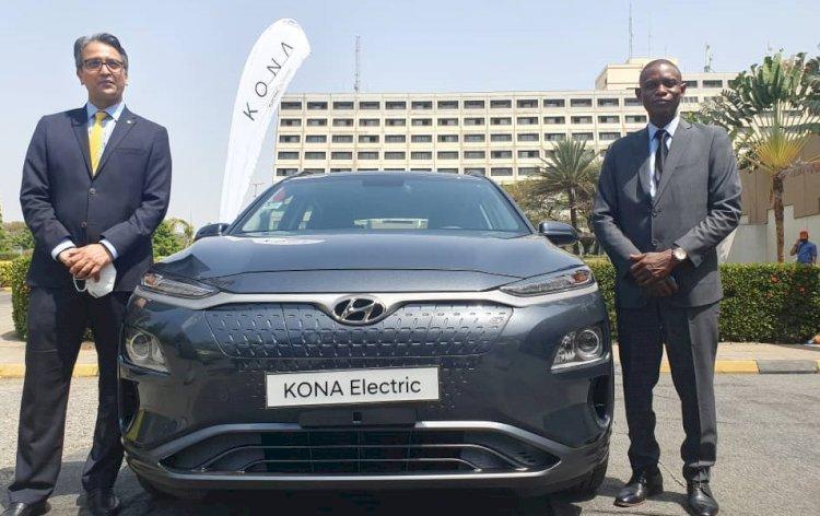 KONA: Nigeria joining global electric vehicle race – Jelani Aliyu