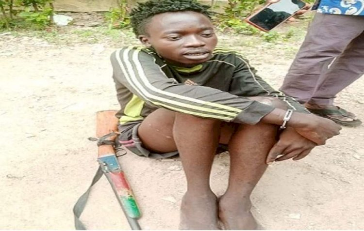 Am homeless, a suspect kidnapper disclosed when he was arrested by police